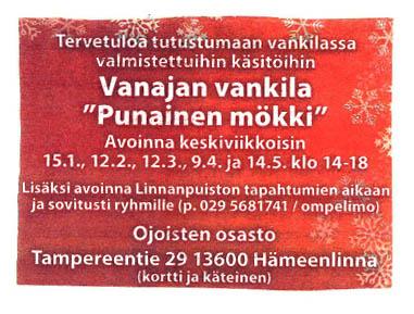 Naarajärven Vankila Myymälä