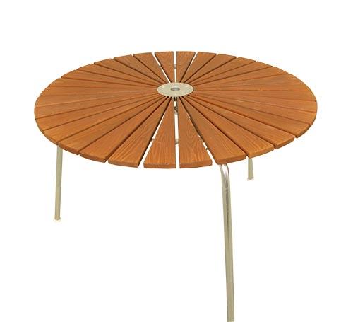 Taitettava puinen parveketuoli - - Tuolit ja jakkarat - Huonekalut